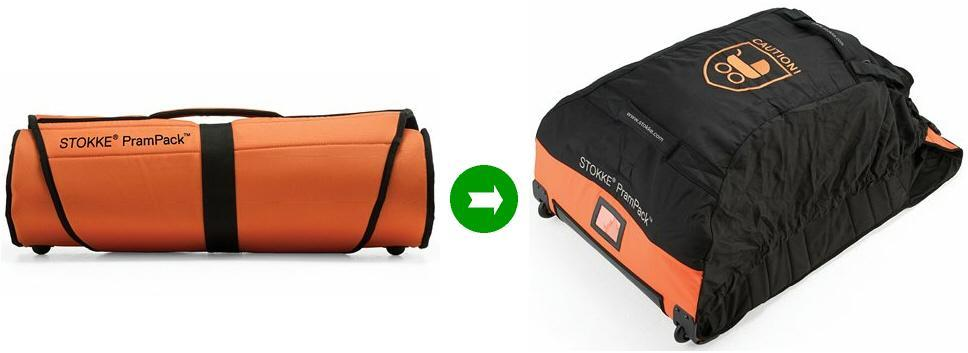 Stokke® PramPack™ Concept - Travel Bag