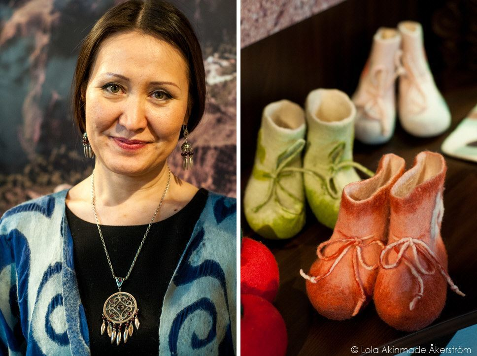 Kazakhstan at ITB Berlin - Photography by Lola Akinmade Åkerström