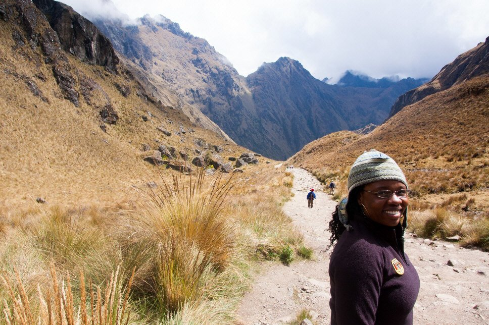 Hiking the Inca Trail to Macchu Pichu in Peru